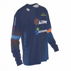 Maillot Running manches...